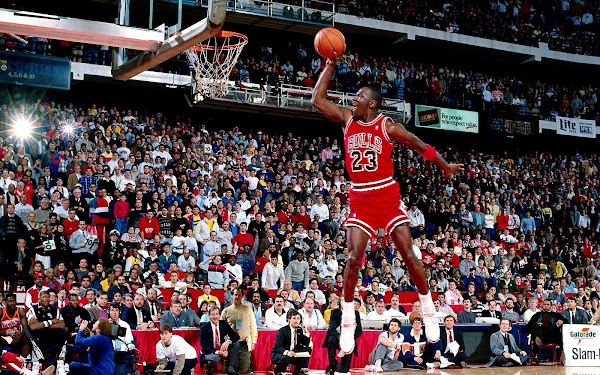 9. 1988 Dunk Contest