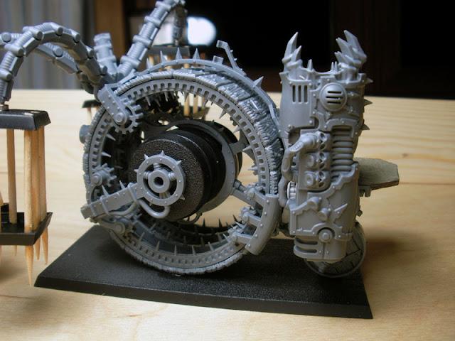 chaos - Black Dwarfs Engine of chaos SANY0730