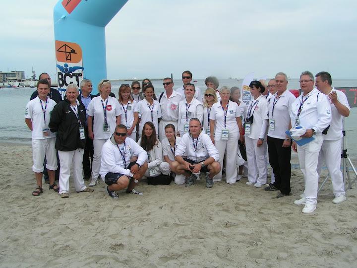 Komisja sędziowska BCT Gdynia Marathon 2012