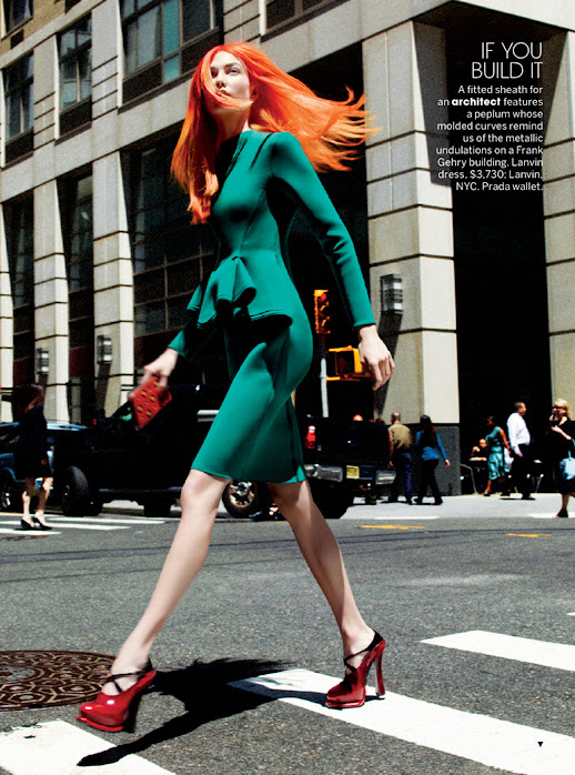 Her Brilliant Career - Karlie Kloss - September 2012