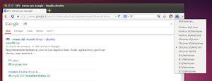 User Agent Overrider in Mozilla Firefox