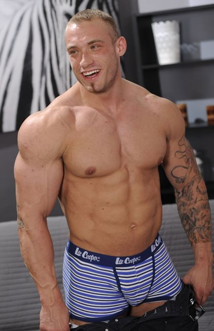 Peter Malik, Hot Handsome Fitness Trainer