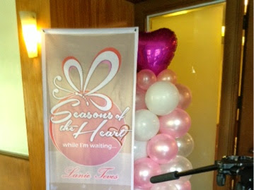 Season's of the Heart Book Launch @ Tropical Suites Malate