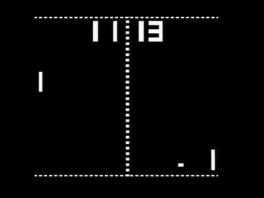 PONG: el primer videojuego de masas