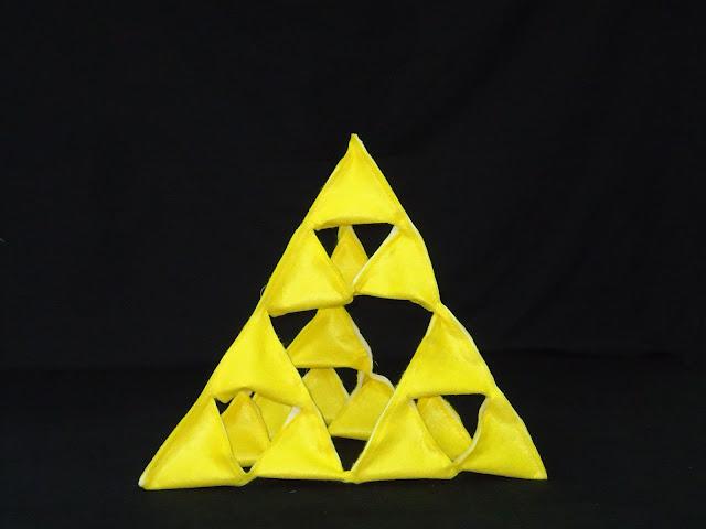 Tetraedro de Sierpinski - Sierpinski tetrahedron