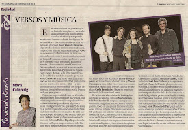 Presentación del cd 'Pinceladas Sonoras'. Diario Levante