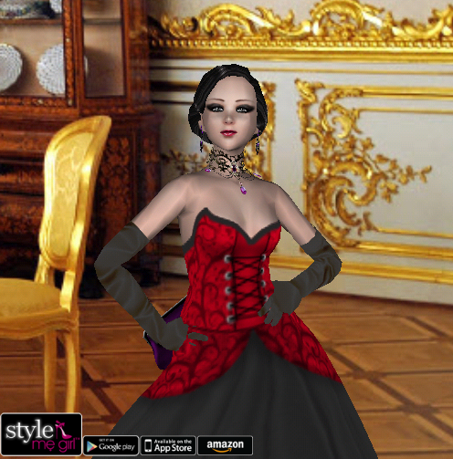 Style Me Girl Level 32 - Karma - Formal Evening