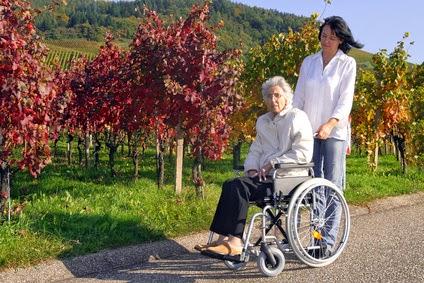 Ouderen die langer thuis kunnen blijven wonen