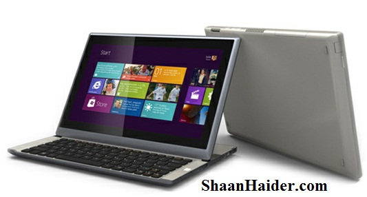 Features of Windows 8 - MSI Slider S20