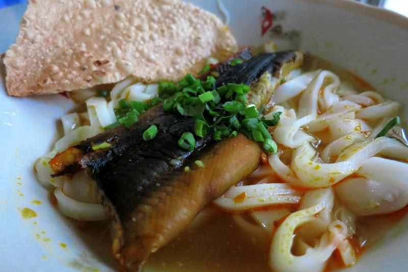 Mì Quảng Lươn