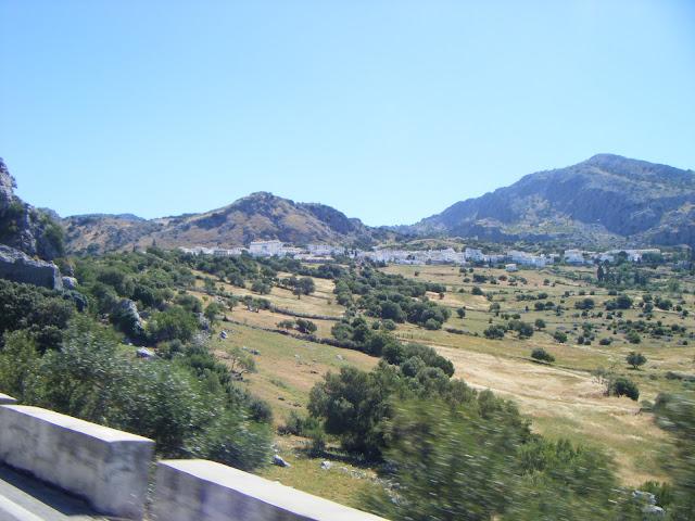 """Sul de Espanha, """"Pueblos Blancos """" e mais Além! DSCF5091"""
