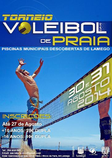 Piscinas Descobertas dizem adeus ao verão com Torneio de Voleibol de Praia