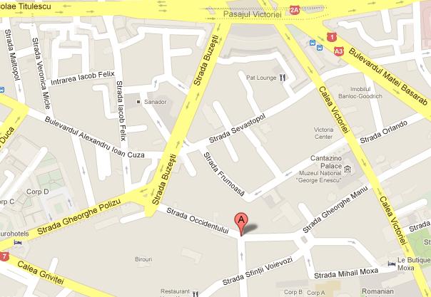 Harta locatie