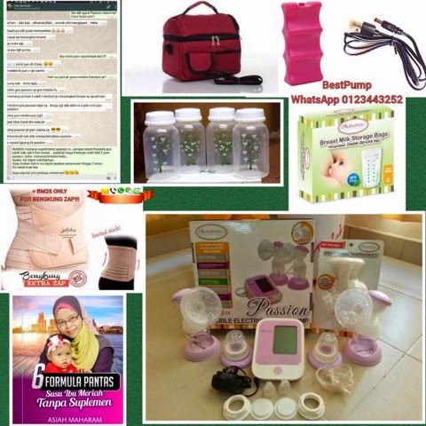 Passion Autumnz Double Breastpump