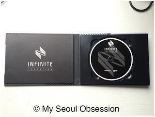 My Seoul Obsession Infinite Evolution 2nd Mini Album Review