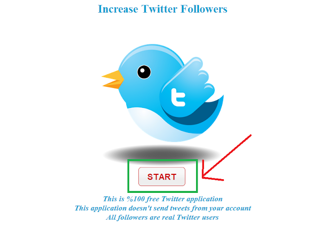 How to Increase your Twitter Follower within Minutes