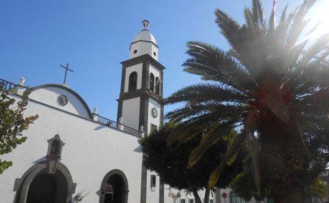 Iglesia San Gines, Arrecife, Lanzarote