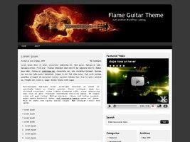 FlameGuitar