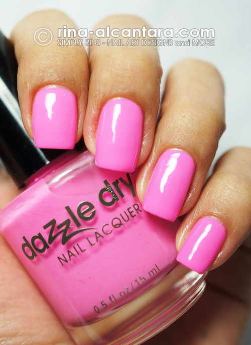 Dazzle Dry Cotton Candy