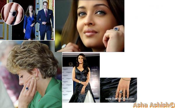 kate middleton ring sapphire. Recently, Kate Middleton got