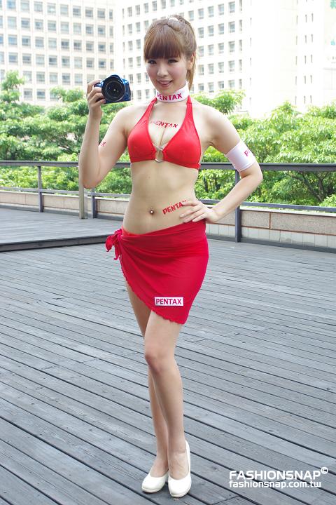 2012.07.19 PENTAX K-30發表會 戶外拍攝