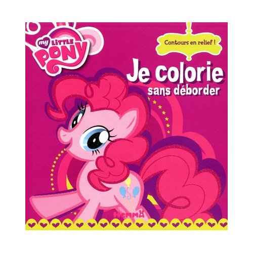 my little pony coloring book. My Little Pony News: French G4