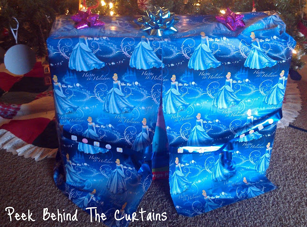 Magical Wrapping Ideas For Disney Princess Items #DisneyPrincessWMT