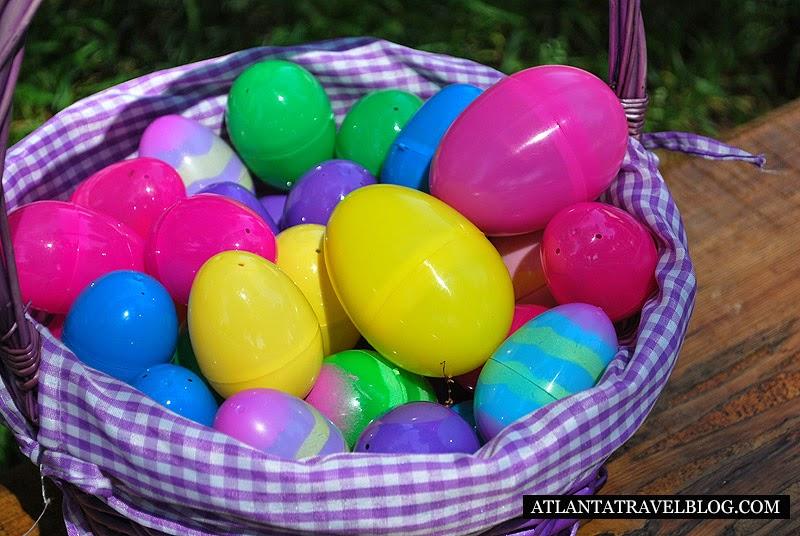 Как отмечают Пасху в США: Охота на пасхальные яйца