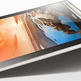 galeri gambar Lenovo Yoga 10 @ Lampung Bridge