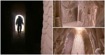 Ra Paulette, o homem que faz arte da escavação de grutas
