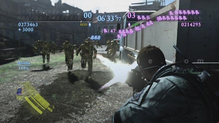 Đón ngày 12/12/2012 với chùm ảnh Resident Evil 6 - Ảnh 30