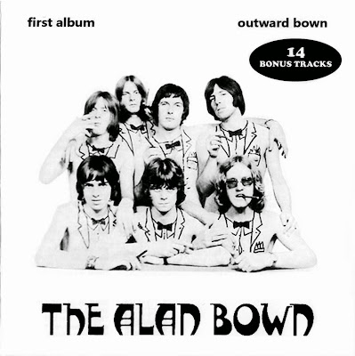 the Alan Bown ~ 1967 ~ Outward Bown