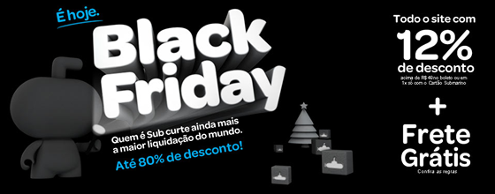 Submarino Black-Friday