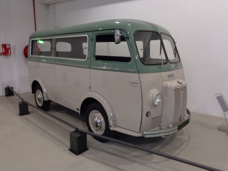 Musée de l'aventure Peugeot à Sochaux DSC01272