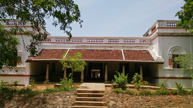 Tamil Nadu House Architecture