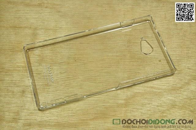 Ốp lưng Sony Xperia M2 Imak Nano trong suốt
