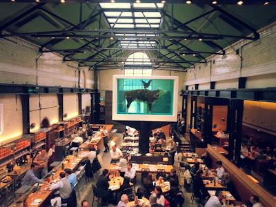 Image result for tramshed restaurant london