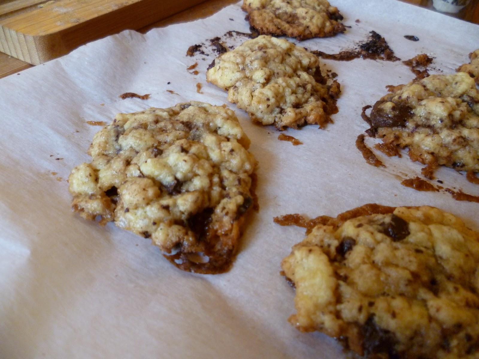 Les cookies de laura todd les recettes de pauline - Recette cookies laura todd ...