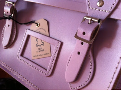 Reveal & Review: Pastel Limited Edition Cambridge Satchel