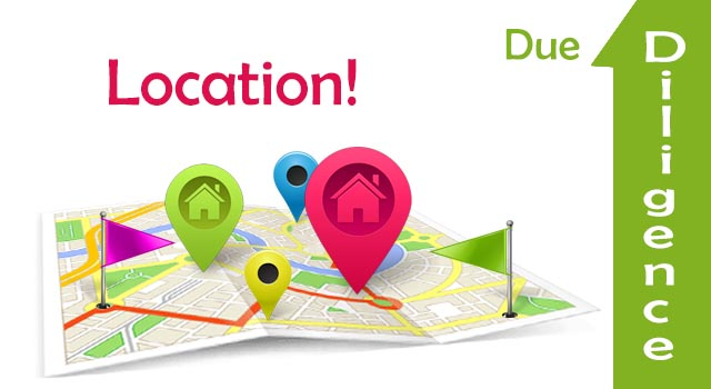 Ways to Check Location in Buying Properties - Due Diligence