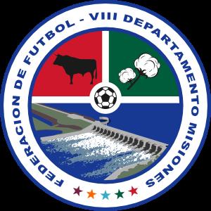 Escudo Federación de Fútbol del Octavo Departamento Misiones