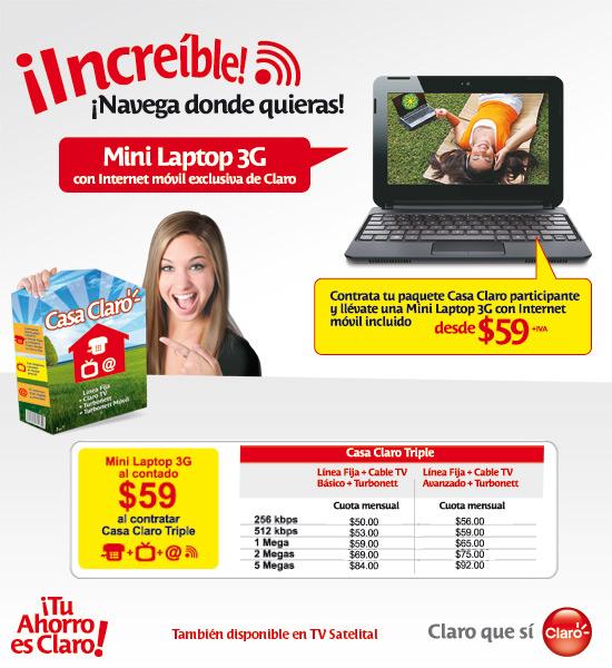Claro el salvador casa claro 3g - Precios de internet para casa ...