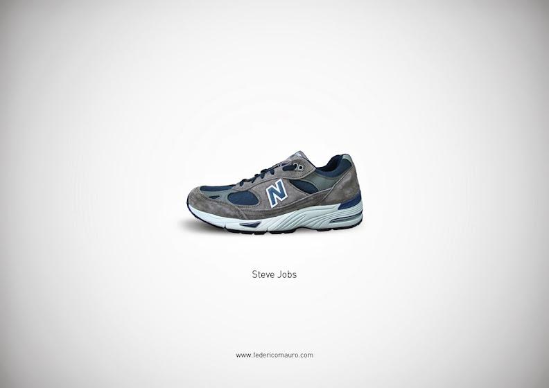 *Famous Shoes:鞋子是人穿出來的! 5