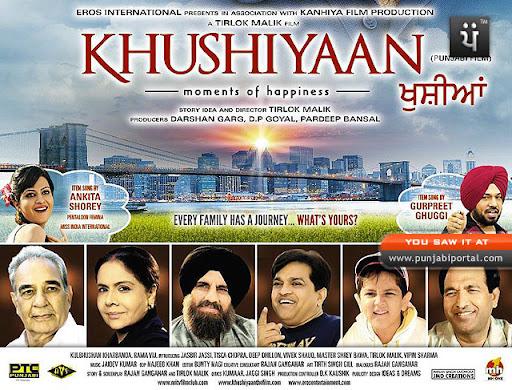 Khusiyaan Jasbir Jassi Punjabi Film
