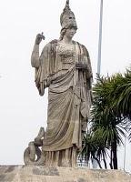 Goddess Minerva Image