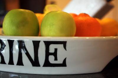 伦敦的水果碗