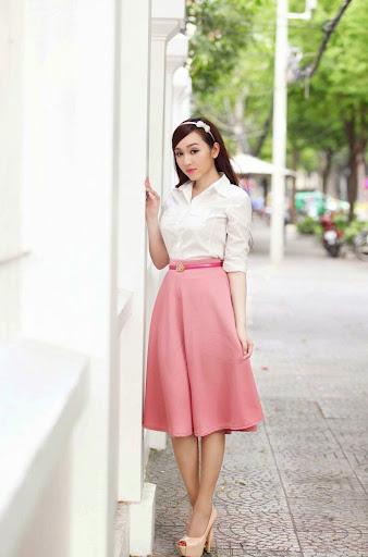 Hot girl Huỳnh Kim Khánh gây sốt cộng đồng mạng Hot girl Huỳnh Kim Khánh gây sốt cộng đồng mạng