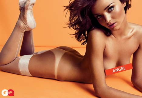 Miranda Kerr Nude For GQ June 2010:Best,bitch0