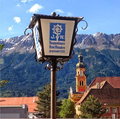 Kulturgasthaus Bierstindl, Klostergasse 6, 6020 Innsbruck, Austria