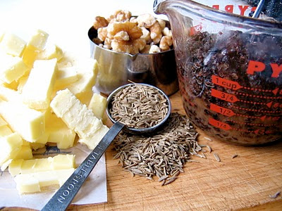 ingredients for irish soda scones